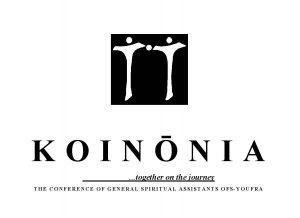 KOINONIA cover