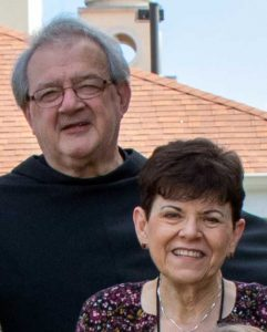 Fr. Christopher and Diane Menditto